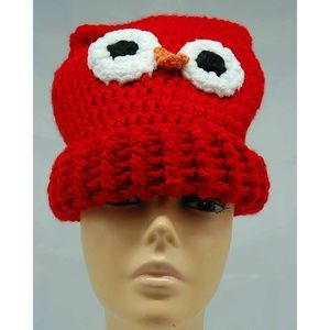 Accessories - Artisan Handcrafted Winter Owl Hat